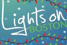 Lights On Boston / by City of Boston