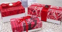 """Embalagens / Presentear é uma arte e a embalagem é a """"cereja do bolo"""""""
