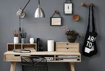work space/office / Decor ideas for working spaces/offices