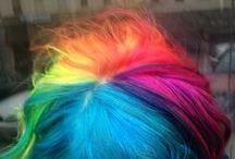 Unicorn hair / by Marike Bijlsma