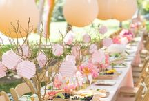 Baby Shower / Baby Shower, candy bar, party decor.  / by Estefanía VS
