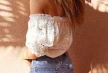 summer clothes 2015 / summer fashion, clothes, what to wear