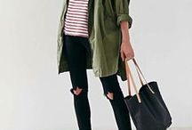 winter clothes 2015 / Women's winter clothes in 2015