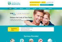 Dental Websites / Websites for Dentists