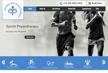 Physiotherapy Websites / Websites for Physiotherapists