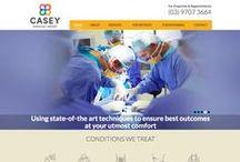 General Surgeon / Websites for General Surgeons