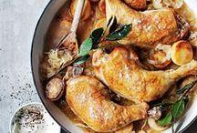 Hauptgerichte | Herzhafte Gerichte | Dinner | Main Courses / Rezepte für herzhafte Gerichte und Hauptgerichte, von der gesunden Bowl über Brathähnchen und vegetarische Reisgerichte bis hin zum Sonntagsbraten. Mit Ideen für schnelle Feierabendrezepte!
