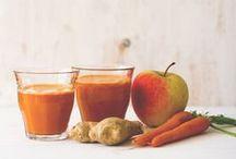 Smoothies | Saft | Juices / Rezeptideen für frisch gepresste Säfte aus dem Entsafter und Slowjuicer, Ideen zum Dampfentsaften und vieles mehr. Lecker gemixte Smoothies und Shakes aus dem Vitamix oder Thermomix, mit Obst, Gemüse, Milch und Joghurt.