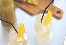 Drinks | Getränke / Ob mit oder ohne Alkohol: Die besten Rezepte für Drinks, Cocktails, Longdrinks, Sirup, Eistee, Limonade, Kaffee und vieles mehr!