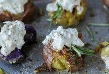 Kartoffeln | Süßkartoffeln | Potatoes | Sweet Potatoes / Die besten Rezeptideen rund um die Knolle: Leckere Kartoffel-Rezepte, auch für Süßkartoffeln. Von Pommes über Kartoffelbrei und Kartoffelstampf, vom Kartoffelauflauf über Backkartoffeln bis hin zum Kartoffelkuchen. Die besten Rezepte für jeden Geschmack!
