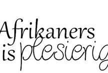 Afrikaners is plesierig