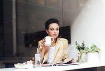 Coffee / by Karolina B.
