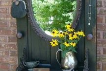 Repurpose, Recycle, Upcycle Ideas