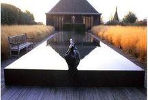 Water Gardens / #Outdoor #water #features