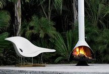 Fire features / Fire pits and outdoor fire features