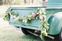 Vintage Wedding / Vintage wedding inspiration, old school, great time, good music!