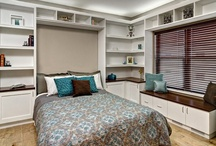 Murphy Beds / Today's Murphy beds offer flexibility without compromising design.