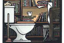 Bookplates / Ex Libris variety / by Tere Gidlof