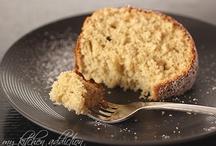 Recipes   Cakes / by Karolina B.