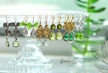 Jewelry | Earrings / by Karolina B.
