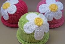 Crochet Hats, Scarves, Shawls