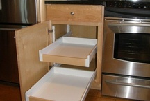 Kitchen Organization / Mazimize storage capacity in any kitchen with custom organization solutions.