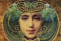 Art Nouveau / by Tatiana Chalbash