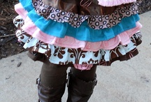 Children's Clothes and Accessories / by Heather Dry