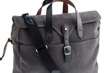 bags for men / by Sara @ The Bag Blog