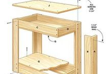 D AND E WOODCRAFTS / I am trying to get started . I have a few ideas,to begin.  / by David Braun