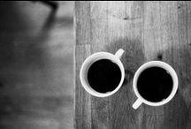 A Cup Of... (black & white) / by Karolina B.