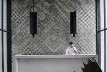 interior design / hospitality / hotel interiors