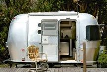 Glamping / Glamping is just another word for Glamorous Camping!  Do it in style!
