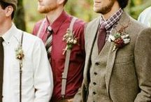 Fall Wedding / Having your wedding during fall / autumn is so cozy romantic!