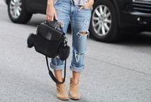 .ripped jeans