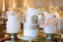 Classic & Creamy Wedding / Inspiration for bride and groom who want to organise a classic chic cream wedding. Elegant and romantic !