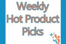 Weekly Hot Product Picks / You all make these happen! So Click, Share, Like to promote your favorites! / by Carolina Rustica