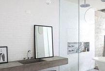 interior design / bathroom