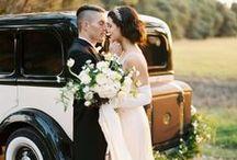 GATSBY VIBES / Art Deco Wedding {inspiration}