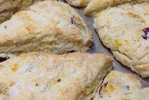 Breads/Muffins/Scones I bake