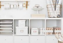 Home Office Ideas / I have so many ideas. I want a job that deserves a beautiful home office.