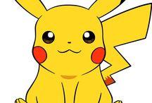 Pokemon / It's my twenty something's birthday next year so I'm loving the return of Pokemon. Though I do miss my Game Boy.