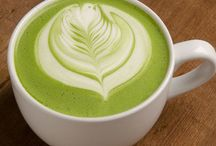 Matcha / I've only recently got over the greenness to try it. St the moment I can only find the tea bags