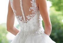 Weddings:The Dress