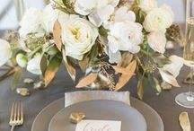 Weddings: The table