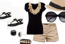 My Style: Summer / Summer casual  / by Tiffanie Luster