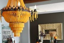 Home: Lighting / Lamps and Shades / by Tiffanie Luster