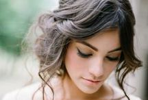 Wedding Hairstyles & Head Pieces / Romantic Hairstyles & Bedazzling Head Pieces