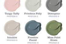 Wall Paint Colours
