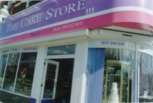 About Us / With over 70 years in the Cake making business our store has evolved from shops to websites